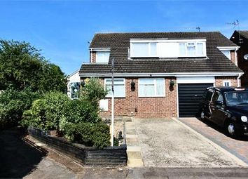 Thumbnail 4 bed semi-detached house for sale in Buryholme, Broxbourne