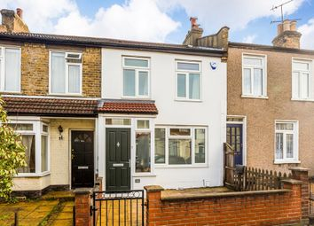 Thumbnail 3 bed terraced house for sale in Byron Road, London