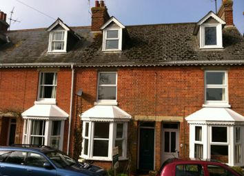 Thumbnail 4 bed terraced house to rent in Tillingham Avenue, Rye