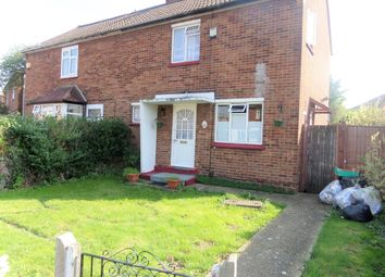 Thumbnail 2 bed end terrace house to rent in Reynolds Road, Yeading, Hayes