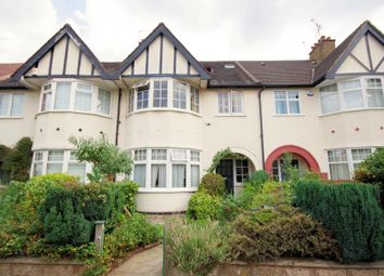 Thumbnail 4 bed terraced house for sale in Grove Avenue, Finchley
