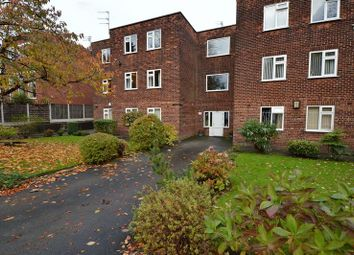 Thumbnail 2 bed flat for sale in Park Road, Prestwich, Manchester