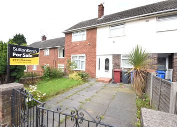 3 bed end terrace house for sale in Halewood Road, Woolton, Liverpool L25
