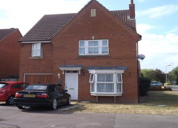 Thumbnail Room to rent in Croyland Drive, Elstow, Bedford