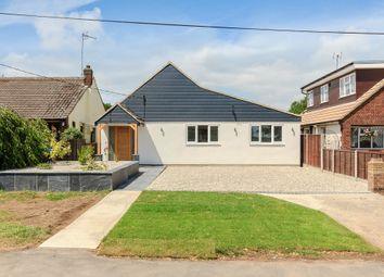 Thumbnail 3 bed bungalow for sale in Rectory Road, Hockley, Essex