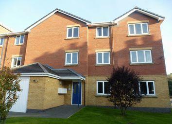 Thumbnail 1 bed flat for sale in Miller Gardens, Riverside, Preston
