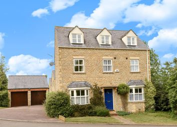 Thumbnail 4 bed detached house for sale in Steeple Aston, Oxfordshire
