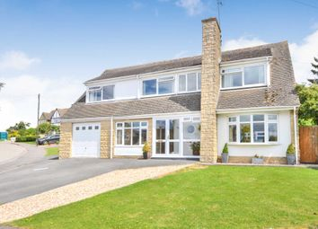 Thumbnail 4 bed detached house for sale in Southam, Cheltenham, Gloucestershire