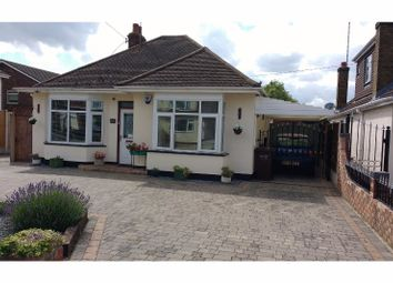 Thumbnail 3 bed detached bungalow for sale in Waverley Road, Benfleet