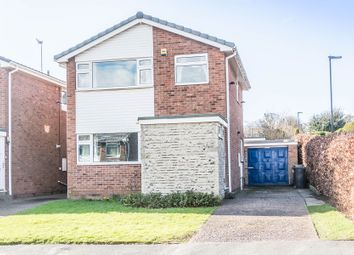 Thumbnail 4 bed detached house for sale in Mosborough Hall Drive, Halfway, Sheffield