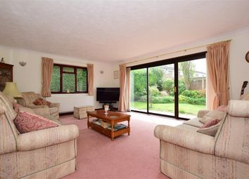 Thumbnail 4 bed detached bungalow for sale in Grain Road, Wigmore, Gillingham, Kent