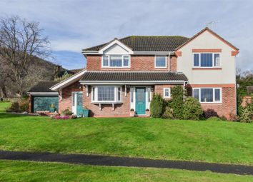 Thumbnail 3 bed detached house for sale in Woodfarm Road, Malvern