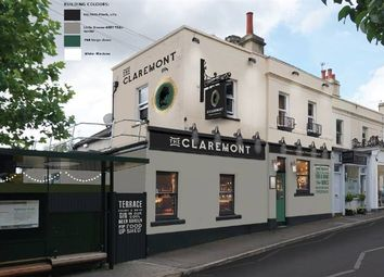 Thumbnail Pub/bar for sale in Claremont Terrace, Bath