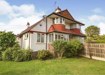 Exford Road, London SE12. 3 bed semi-detached house for sale