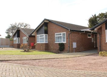 Thumbnail 2 bed detached bungalow for sale in Court Close, Kidderminster