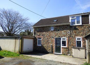 Thumbnail Semi-detached house for sale in Northfield Road, Okehampton