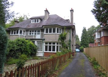 Thumbnail 1 bed flat for sale in Talbot Avenue, Winton, Bournemouth