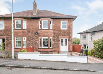 Thumbnail 3 bedroom semi-detached house for sale in York Drive, Rutherglen, Glasgow