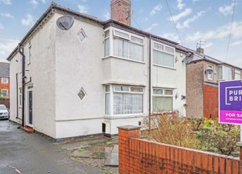 Thumbnail 3 bed semi-detached house for sale in Waddicar Lane, Melling