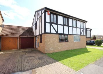 Thumbnail 3 bed semi-detached house for sale in Corbridge Drive, Luton