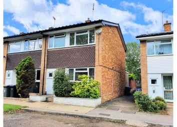 Burn Close, Addlestone KT15. 3 bed terraced house