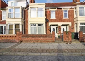 Thumbnail 3 bedroom terraced house for sale in Hayling Avenue, Portsmouth