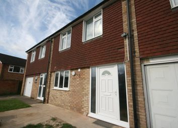 Thumbnail 3 bed property to rent in Franklin Gardens, Hitchin
