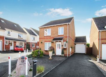 Thumbnail 3 bed detached house for sale in Primrose Way, Kingskerswell, Newton Abbot