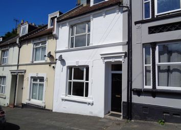 Thumbnail 3 bed terraced house to rent in Old London Road, Hastings