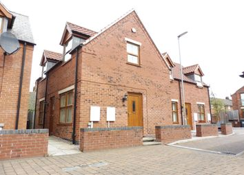Thumbnail 2 bed end terrace house to rent in Mill Lane, Lincoln