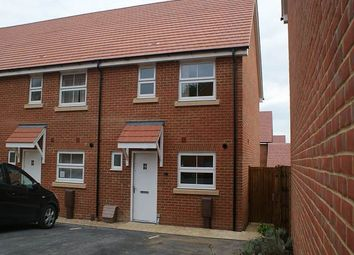 Thumbnail 2 bed terraced house to rent in Cranesbill Court, Brushwood Grove, Emsworth