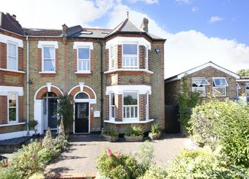 Thumbnail 4 bed semi-detached house for sale in Foxcroft Road, London