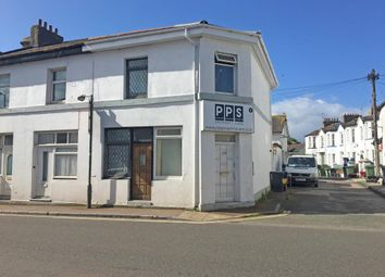 Thumbnail 1 bed terraced house for sale in 115 Babbacombe Road, Torquay, Devon
