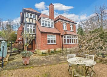 Thumbnail 5 bed detached house for sale in Wilderness Road, Oxted