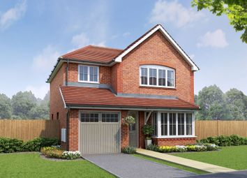 Thumbnail 3 bedroom detached house for sale in Rossmore Road East, Ellesmere Port, Cheshire