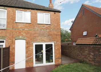 2 bed end terrace house for sale in Thomas Street, Sleaford NG34