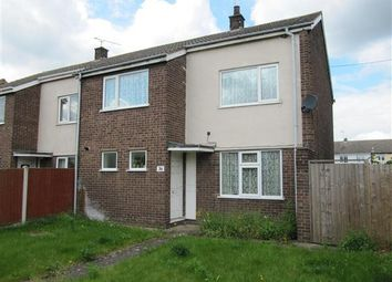 Thumbnail 3 bed semi-detached house for sale in Stuart Avenue, Ollerton, Newark