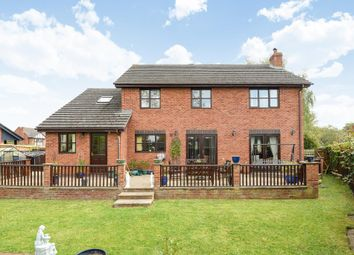 Thumbnail 5 bedroom detached house for sale in Hay On Wye 4 Miles, Glasbury On Wye