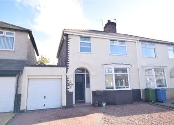 Thumbnail 3 bed semi-detached house for sale in Heydale Road, Mossley Hill, Liverpool