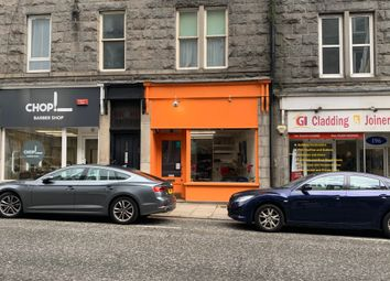 Thumbnail Retail premises for sale in Rosemount Place, Aberdeen