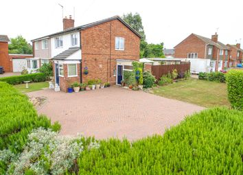 Thumbnail 3 bed semi-detached house for sale in Onley Park, Willoughby, Rugby