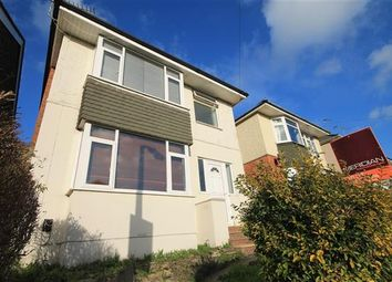 Thumbnail 3 bed detached house to rent in Courthill Road, Parkstone, Poole