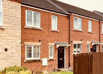 Thumbnail 3 bed terraced house for sale in St. James Place, Scunthorpe