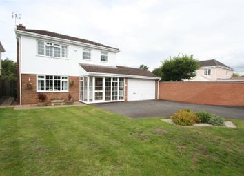 Thumbnail 4 bed detached house for sale in Frankholmes Drive, Monkspath, Solihull