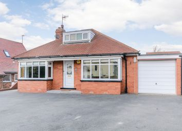 Thumbnail 3 bed detached bungalow for sale in Betton Rise, Scarborough, North Yorkshire