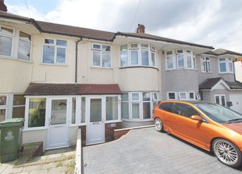 Thumbnail 3 bed terraced house for sale in Yorkland Avenue, Welling, Kent