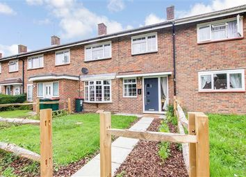 Thumbnail 3 bed terraced house for sale in Lincoln Close, Crawley