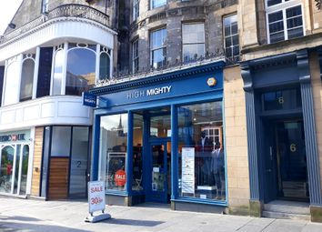 Thumbnail Retail premises to let in Castle Street, Edinburgh