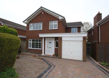 Thumbnail 4 bed detached house for sale in Ennerdale Drive, Walton-Le-Dale, Preston