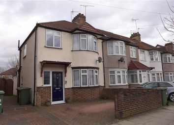 Thumbnail 3 bed end terrace house for sale in Carmelite Road, Harrow Weald, Middlesex